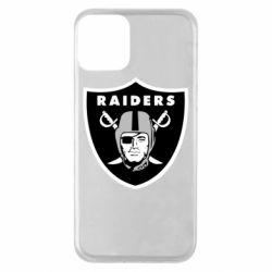 Чохол для iPhone 11 Oakland Raiders