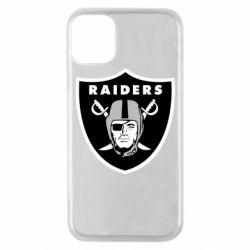 Чохол для iPhone 11 Pro Oakland Raiders