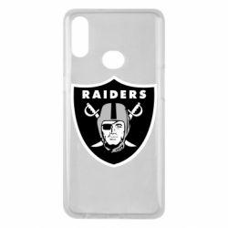 Чохол для Samsung A10s Oakland Raiders