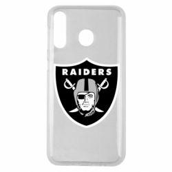 Чохол для Samsung M30 Oakland Raiders