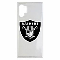 Чохол для Samsung Note 10 Plus Oakland Raiders