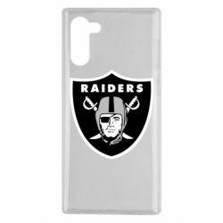 Чохол для Samsung Note 10 Oakland Raiders