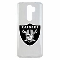 Чохол для Xiaomi Redmi Note 8 Pro Oakland Raiders