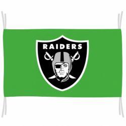 Прапор Oakland Raiders