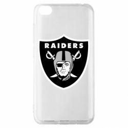 Чохол для Xiaomi Redmi Go Oakland Raiders