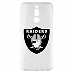 Чохол для Xiaomi Redmi 8 Oakland Raiders