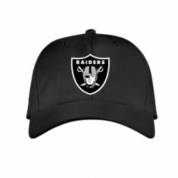 Детская кепка Oakland Raiders