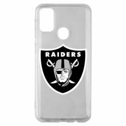 Чохол для Samsung M30s Oakland Raiders
