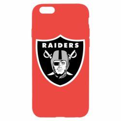 Чохол для iPhone 6/6S Oakland Raiders