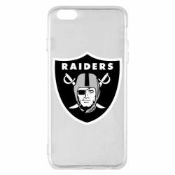 Чохол для iPhone 6 Plus/6S Plus Oakland Raiders