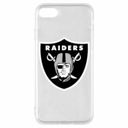 Чохол для iPhone 8 Oakland Raiders