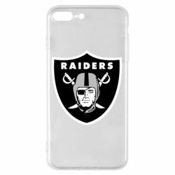 Чохол для iPhone 8 Plus Oakland Raiders