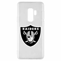 Чохол для Samsung S9+ Oakland Raiders