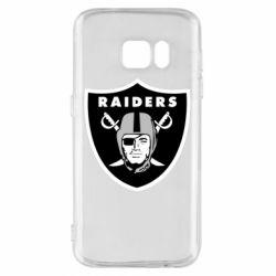 Чохол для Samsung S7 Oakland Raiders