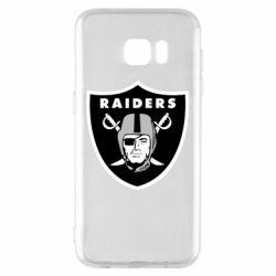 Чохол для Samsung S7 EDGE Oakland Raiders