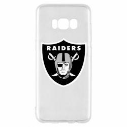 Чохол для Samsung S8 Oakland Raiders