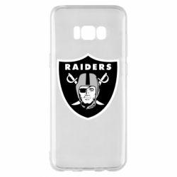 Чохол для Samsung S8+ Oakland Raiders