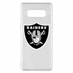 Чохол для Samsung Note 8 Oakland Raiders