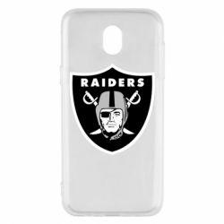 Чохол для Samsung J5 2017 Oakland Raiders