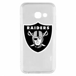Чохол для Samsung A3 2017 Oakland Raiders