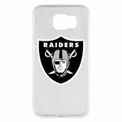 Чохол для Samsung S6 Oakland Raiders