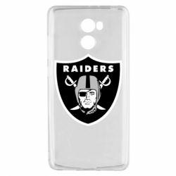 Чохол для Xiaomi Redmi 4 Oakland Raiders
