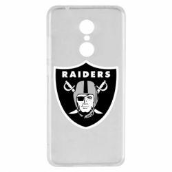 Чохол для Xiaomi Redmi 5 Oakland Raiders