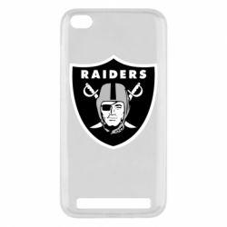 Чохол для Xiaomi Redmi 5a Oakland Raiders
