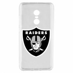 Чохол для Xiaomi Redmi Note 4 Oakland Raiders
