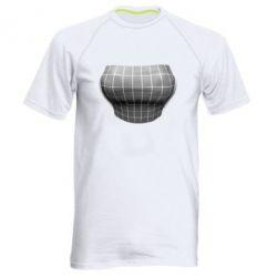 Чоловіча спортивна футболка Об'ємна груди