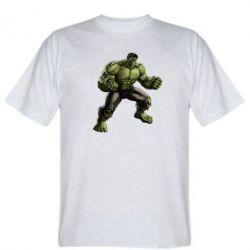 Мужская футболка Очень злой Халк - FatLine