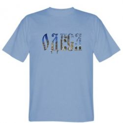 Мужская футболка Одеса - FatLine