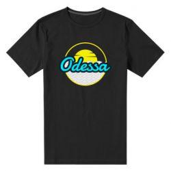 Мужская стрейчевая футболка Odessa vector