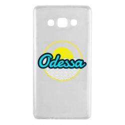Чехол для Samsung A7 2015 Odessa vector