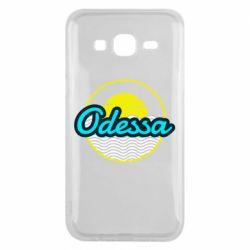 Чехол для Samsung J5 2015 Odessa vector
