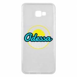 Чехол для Samsung J4 Plus 2018 Odessa vector