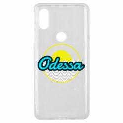 Чехол для Xiaomi Mi Mix 3 Odessa vector