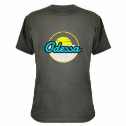 Камуфляжная футболка Odessa vector