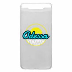 Чехол для Samsung A80 Odessa vector