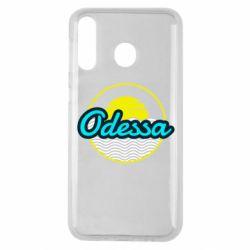 Чехол для Samsung M30 Odessa vector
