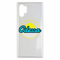 Чехол для Samsung Note 10 Plus Odessa vector