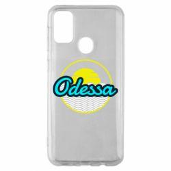 Чехол для Samsung M30s Odessa vector