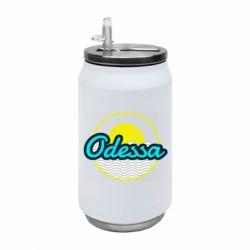 Термобанка 350ml Odessa vector
