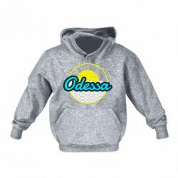 Детская толстовка Odessa vector