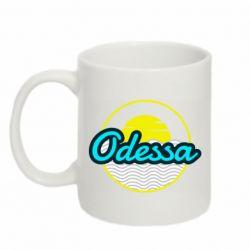 Кружка 320ml Odessa vector