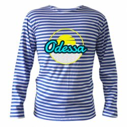Тельняшка с длинным рукавом Odessa vector