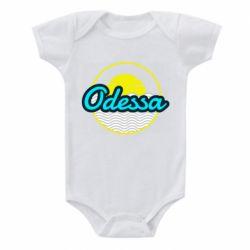 Детский бодик Odessa vector