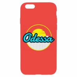 Чехол для iPhone 6/6S Odessa vector