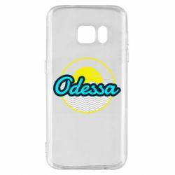 Чехол для Samsung S7 Odessa vector
