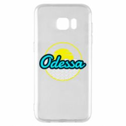 Чехол для Samsung S7 EDGE Odessa vector